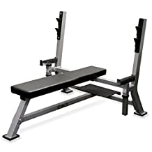 Valor Athletics Inc. BF - 48 Olympic Bench Pro with Spotter