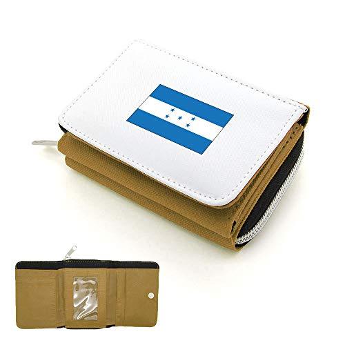 Honduras monnaie Beige Mygoodprice Drapeau Rabat À Porte Portefeuille fqpfawIPY