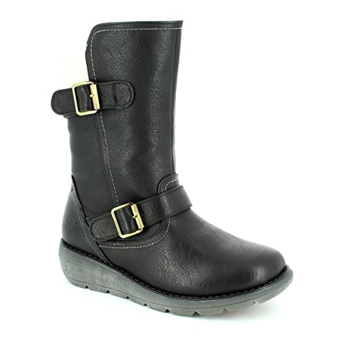 Heavenly Feet Pacific 2 Mid Boots Black