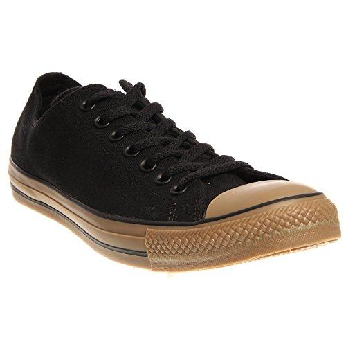 Converse Chuck Taylor All Star Low Top Black/Gum 146928C Mens 6