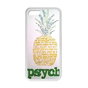 RHGGB Psych Cell Phone Case for Iphone 5C
