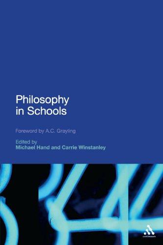 Philosophy in Schools (Continuum Studies in Research in Education)
