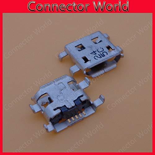 Gimax 200pcs for blackberry 8900 9220 9320 9500 9530 9520 9360 9650 Micro usb charge charging jack connector plug dock socket port