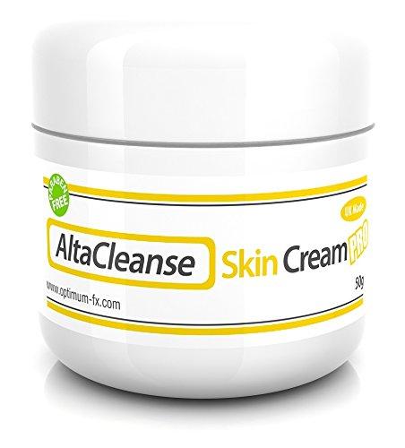 AltaCleanse Hautcreme PRO - Doppelt Wirksame - Starke Behandlung für Pickel Mitesser Hautunreinheiten und Problemhaut ParabenFREIE - 50 Gramm 0002
