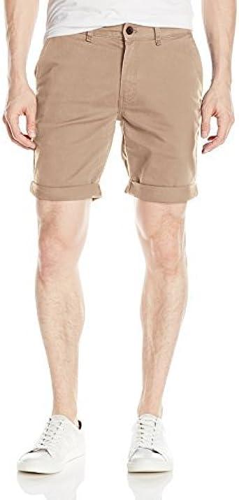 Amazon Com Pantalones Cortos De Mezclilla Para Hombre De Tommy Hilfiger Corte Recto Freddy 34 Clothing