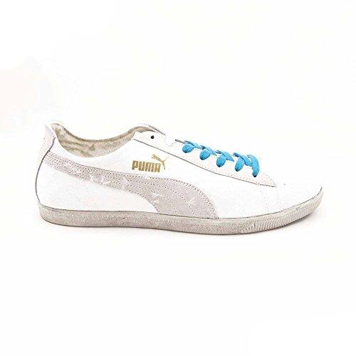Puma - Zapatillas de Deporte Unisex adulto blanco