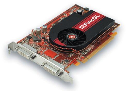 ATI 100-505156 FireGL V5200 256MB 128-bit GDDR3 PCI Express Video Card