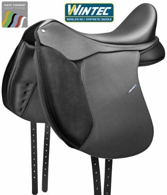 Wintec 500 Dressage Saddle CAIR 16.5 (Saddle Wintec Dressage)