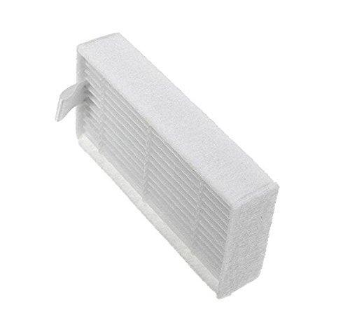 Amoy Kit de recambio Compatible ILIFE V3s V5 V5s V5s pro aspiradoras robóticas. Filtro, cepillo lateral y accesorios.KIT recambio nuevo(6 x Filtros + 6 x ...