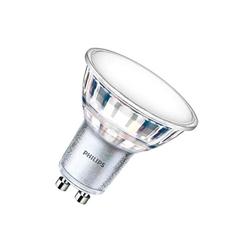 Bombilla LED GU10 CorePro spotMV 5W 120° Blanco Cálido 3000K efectoLED: Amazon.es: Iluminación