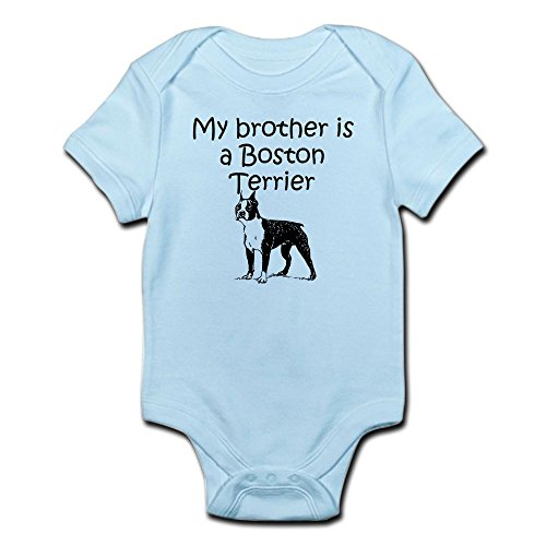 CafePress Brother Boston Terrier Bodysuit product image