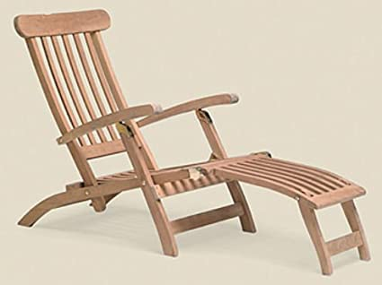 Etonnant Royal Teak Steamer Chair