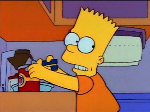 Bart Animation Simpson - Bart vs. Thanksgiving