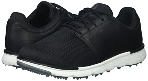 Pictures of Skechers Men's Go Golf Elite 3 Shoe 54523 Charcoal/Red 4
