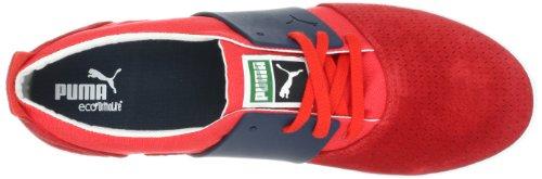 PUMA Men's EL Ace 3 Mixed Fashion Sneaker,Red/New Navy,11 D US