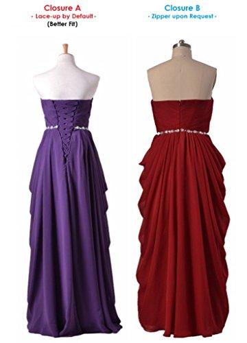 PR72168 Pleated Dress DaisyFormals Dress Prom Party Beaded Evening Dress silver Long 57 F4xxzwA
