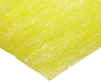 """Dynalon 626745-0002 Yellow Low Linting Golden Dusters with Poly Bag, 12"""" Length x 16-3/4"""" Width (Bag of 50)"""