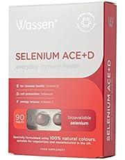 Wassen - We Support - Immune Health - Selenium Ace+D - 90 Tablets