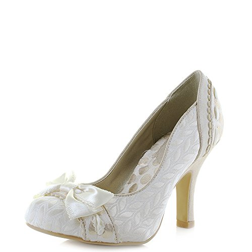 RUBY SHOO Ruby Shoo Amy Cream