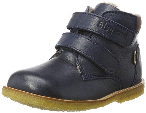 Bisgaard Unisex-Kinder Stiefelette Stiefel Blau (612 Blue)