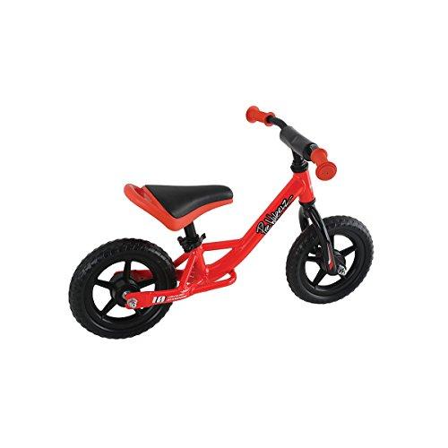 Haro PreWheelz 10 Balance Bike (Gloss Bright Red)