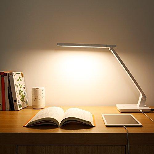 Desk lamp bestek led lamp touch control eye protection light4 working modes