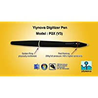 Yiynova P2X(V3) Premium Tablet Pen w/kit for YiyNova U series tablets