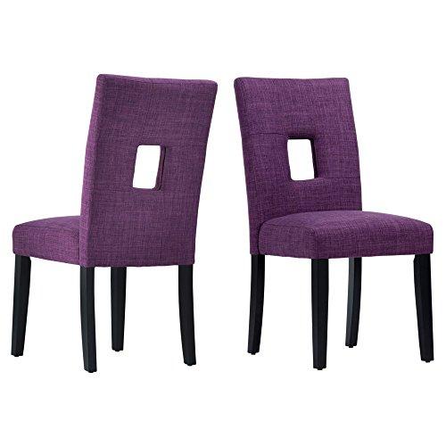 Ebony Side Chair - 7