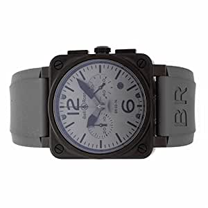 Bell & Ross BR 03 automatic-self-wind mens Watch BR0394-COMMANDO (Certified Pre-owned)