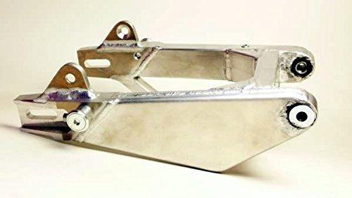 クリッピングポイント製 アルミスイングアーム40mmロング(ワークスタイプ) 適合:モンキーバハ   B01KJOUJQQ