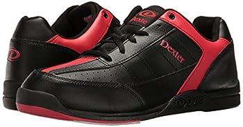 Dexter Men's Ricky Iii Bowling Shoes, Blackred, 6.5 Wide 5