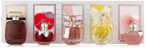 Nina Ricci Femme Miniature Coffret Gift Set 5 x 4ml by Nina Ricci