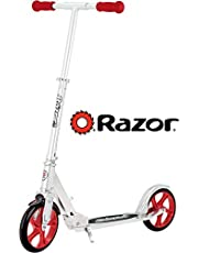 Razor A5 Lux Kick Scooter (Ffp) Red