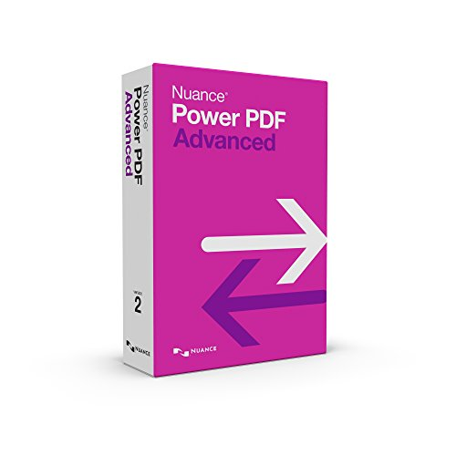 Nuance Power PDF AV09A K00 2 0 Advanced product image