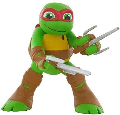 Tortugas Ninja - Figura Rafael (Comansi 99614)