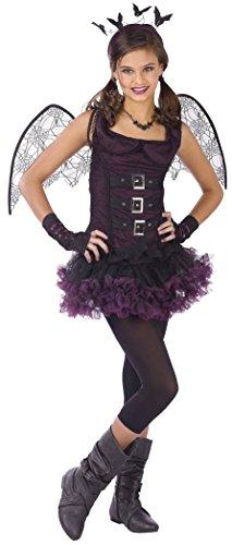 Night Wing Bat Tween Kids Costume (Tween Girl Halloween Costume Ideas)