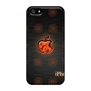 Great Hard Phone Cover For Iphone 5/5s (AuQ17424QqIZ) Support Personal Customs Fashion Ipone4 Series