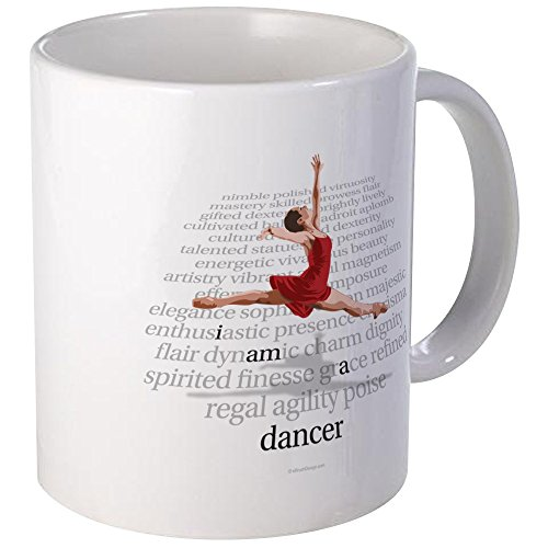 CafePress I Am A Dancer Mug Unique Coffee Mug, Coffee Cup