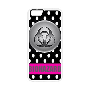 iPhone 6 Plus 5.5 Inch Phone Case Biohazard BQ95269