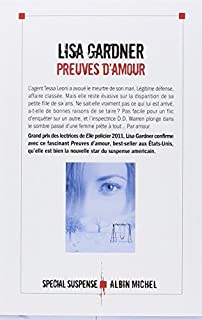 Preuves d'amour : roman