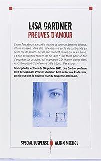 Preuves d'amour : roman, Gardner, Lisa