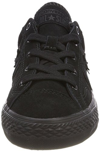 Noir black Chaussures De Converse black black 001 Fitness Star Lifestyle Player Adulte Suede Mixte Ox 7gvqp