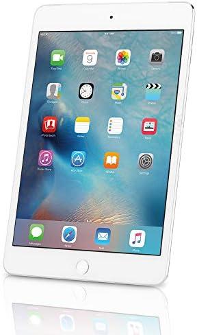 Apple iPad Mini 4, 64GB, Silver - WiFi (Renewed)