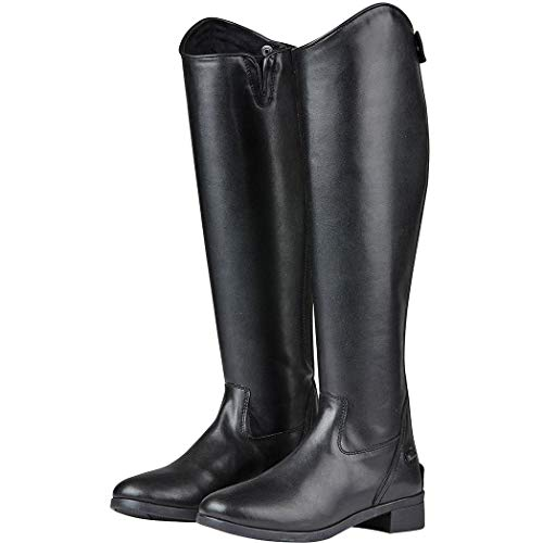 Black Syntovia Boots Saxon Dress Tall F7gw0