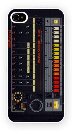 Roland TR-808, iPhone 5C, Etui de téléphone mobile - encre brillant impression