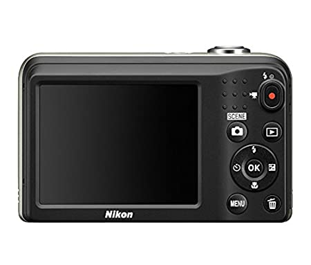 Nikon Coolpix A10 Digital Camera with 32GB Card and Batteries and Bundle