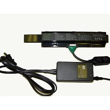 Amazon.com: Cargador de batería externa para Toshiba PA3533U ...