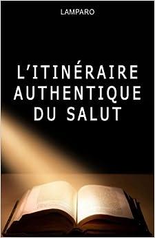 Book L'itineraire authentique du salut