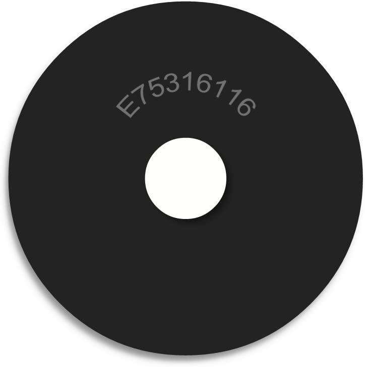 Endeavor Series Neoprene Rubber Washers 4 3//4 OD x 3//16 ID x 1//16 Thickness 60 Duro Primal23 Industrial Endeavor Series Rubber Washers