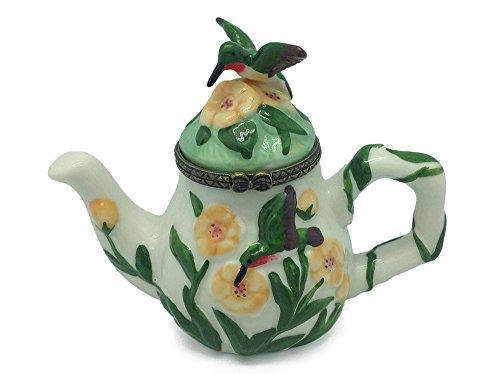 Jewelry Boxes Hummingbird and Tea Pot
